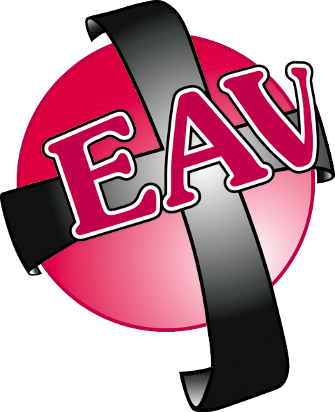 EAV logo doorzichtige achtergrond